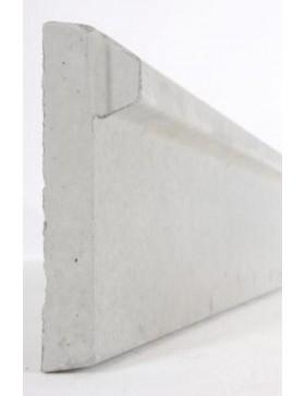Soubassement béton AXOR Ht 0m25 (pour panneaux AXOR Sûreté)