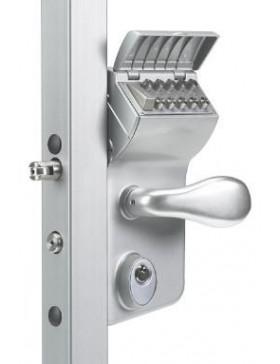 serrure à code pour portillon ou portail pivotant