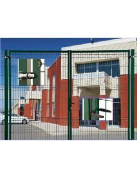 Portail grillagé SECUREO PRO L4,00 m H1,50 m